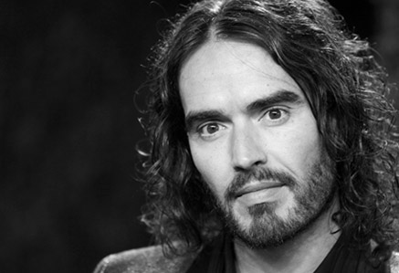 Russell Brand reviews 'The Journey Within' book