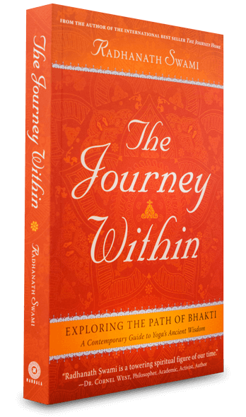 The Journey Within book cover with Dr Cornel West